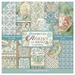 Azulejos de Sueño - Stampería Stack 12x12