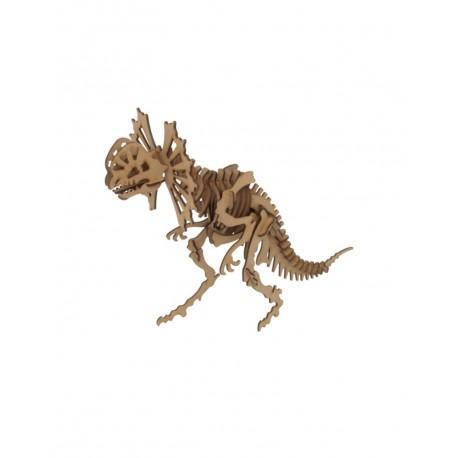 DILOPHOSAURUS - Pocket - Maqueta 3D