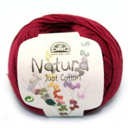 N34 Bourgogne - DMC Natura Just Cotton