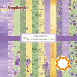 Precious Memories - ScrapBerry's Stack 12x12