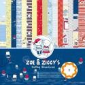Zoe and Ziggy´s - ScrapBerry's Stack 12x12