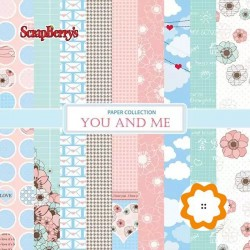 You and Me - ScrapBerry's Stack 12x12 (INCOMPLETA)