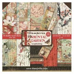 Oriental Garden - Stampería Stack 12x12
