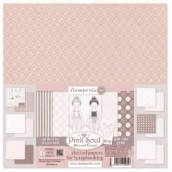 Pink Sould - Stampería Stack 12x12