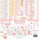 Kit Hello Baby Girl - Echo Park 12x12