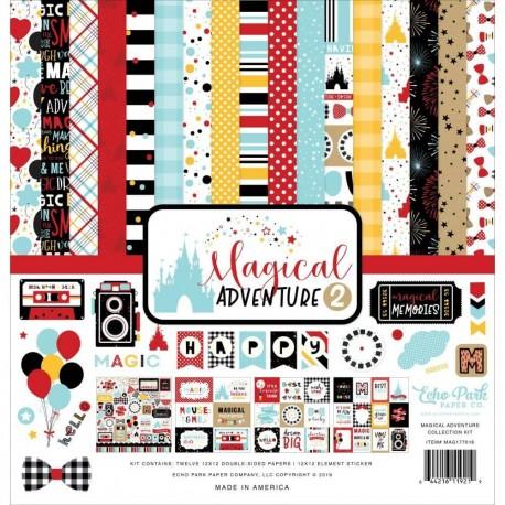 Kit Magical Adventure 2 - Echo Park 12x12