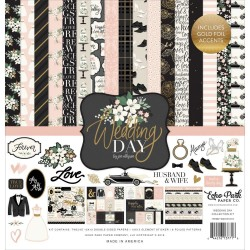 Kit Wedding Day - Echo Park 12x12