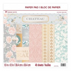 "Chateau - Craft Smart - Craft Smith Stack 12""x12"""