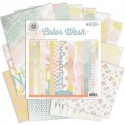 Color Wash - Pink Paislee Stack 12x12