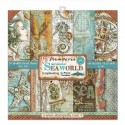 Mechanical Sea World - Stampería Stack 12x12