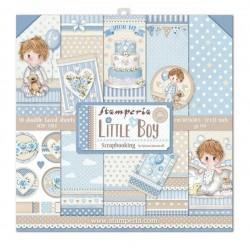 Little Boy - Stampería Stack 12x12