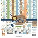 Kit Baby Boy - Echo Park 12x12