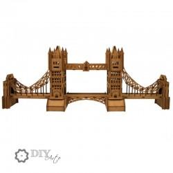 PUENTE DE LONDRES - Classic - Maqueta 3D