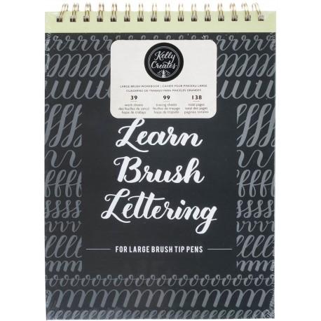Cuaderno de Práctica Kelly Creates - Pinceles Grandes