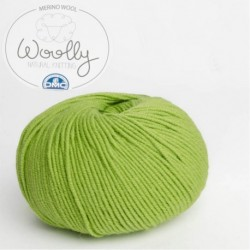 Color 081 verde - DMC Lanas Woolly