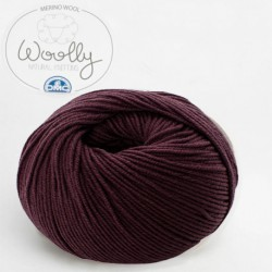 Color 053 granate- DMC Lanas Woolly