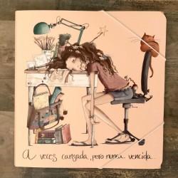 Carpeta Chica escritorio - El Altillo de los Duendes