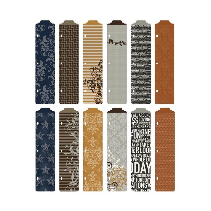 separadores cinnamon edition de becky higgins