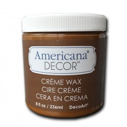 Cera en Crema Incolora - Americana Decor