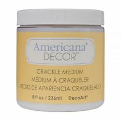 Medium Craquelador - Americana Decor