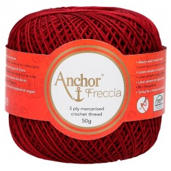 Perlé Freccia Anchor N6 - Color 00044