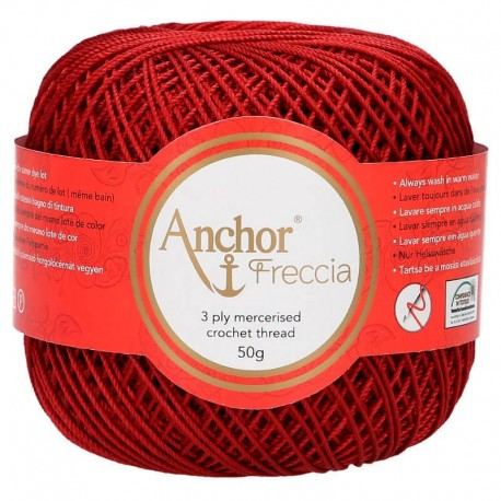 Perlé Freccia Anchor N6 - Color 01015