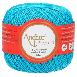 Perlé Freccia Anchor N6 - Color 01442