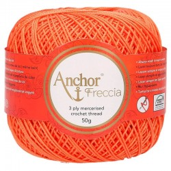 Perlé Freccia Anchor N6 - Color 00328