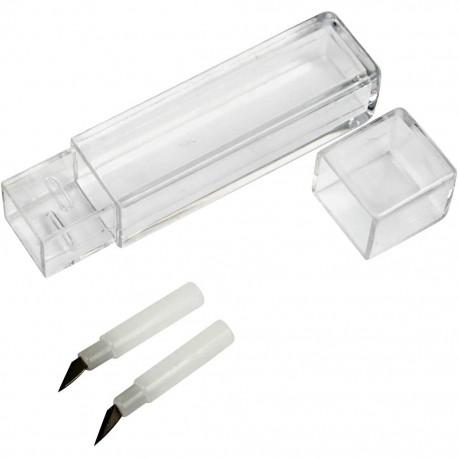 Recambios Mini Cúter de precisión con Cuchilla Pivotante Fiskars