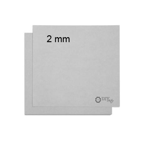 Cartón gris - Chipboard - Entrecolado - 2mm