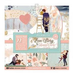 Love Story - XL - Stampería Stack 12x12