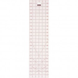 Regla Patchwork 16x60 cm - Fiskars