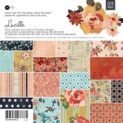 """Kit Colección Lucille 12"""" - BasicGrey"""