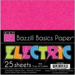 "Electric 6"" - Bazzill Basics"