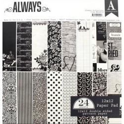 "Always 12"" - Authentique"