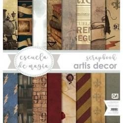 """Escuela de Magia 12"""" - Artis Decor"""