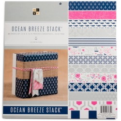 Ocean Breeze Stack DCWV 12x12