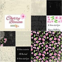 "Cherry Blossom 12"" - Studio75"