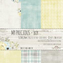 """My Precious Boy 12"""" + EXTRAS - Craft O'clock"""