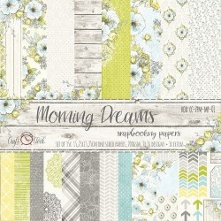"Morning Dreams 6"" - Craft O'clock"